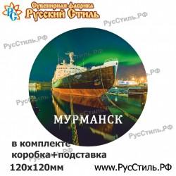 """Магнит """"Чернь Береста_05"""""""
