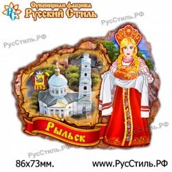 """Магнит """"Псков Акрил_02"""""""