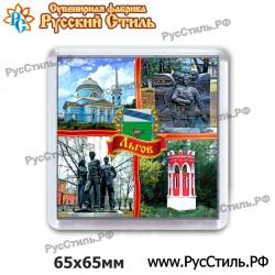 "Магнит ""Камышин АвтоНомер_01"""