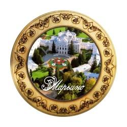 """Магнит """"Рязань 2-х ур._13"""""""