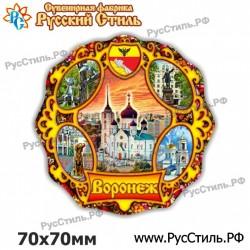 """Тарелка 175 """"Великие Луки_03"""""""